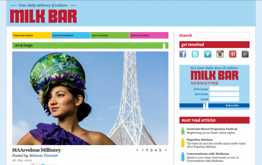 Selection of reviews – Milk Bar Mag