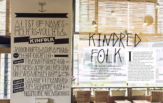 Renegade Collective – Kinfolk
