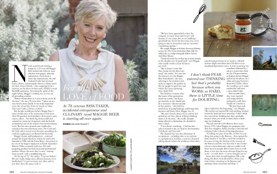 Collective Hub – Maggie Beer